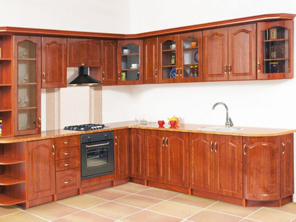 tủ bếp gỗ đẹp giá rẻ