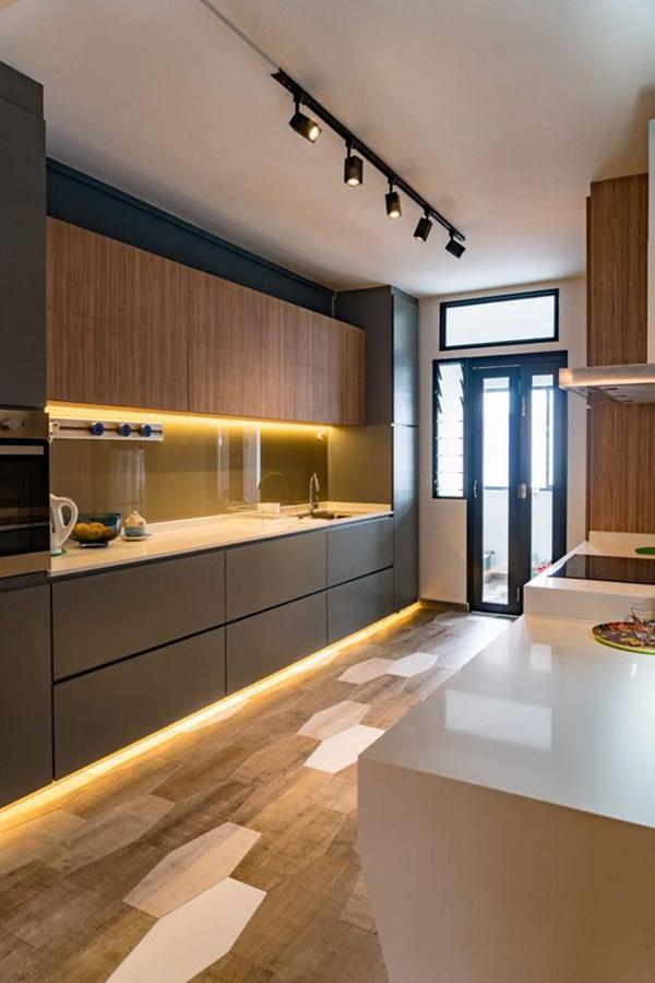 Tủ bếp giá rẻ đẹp
