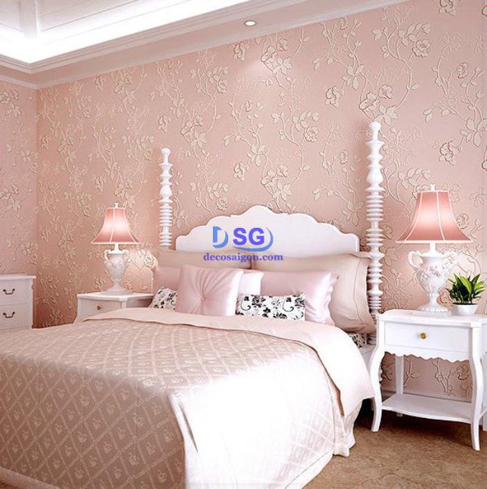 giấy dán tường phòng ngủ đẹp 008