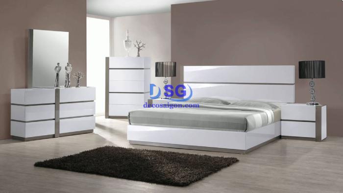 Giường ngủ phòng ngủ