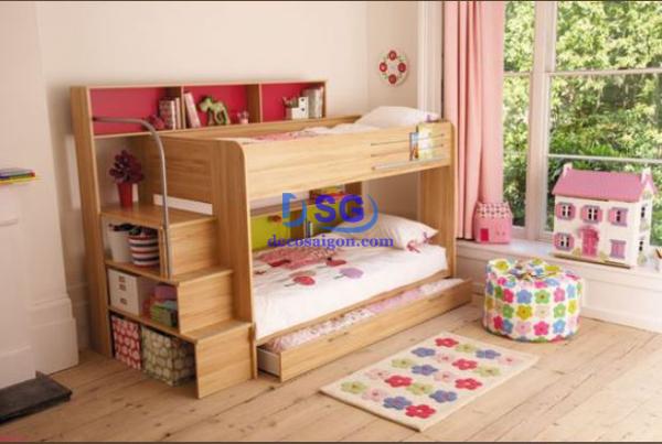 Giường tầng phòng ngủ