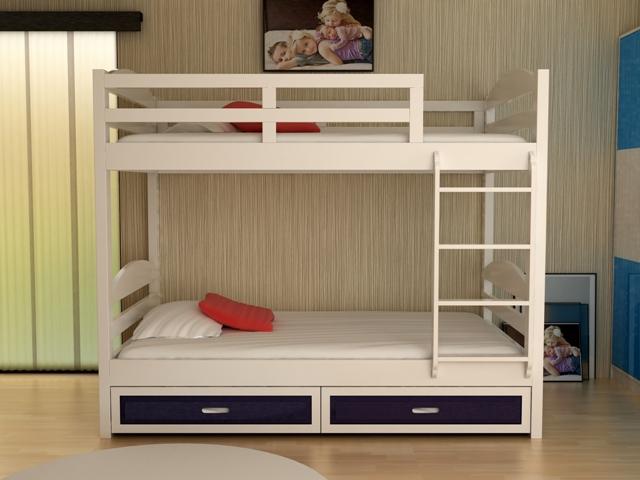 giường tầng giá rẻ happy