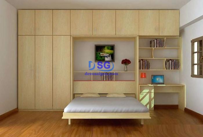 Giường thông minh phòng ngủ