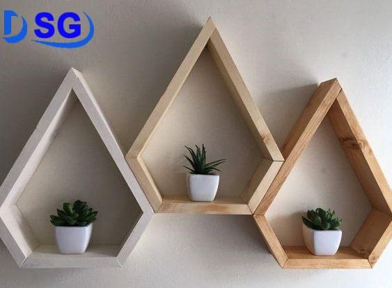 kệ gỗ đẹp đơn giản