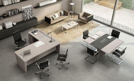 không gian bàn làm việc đẹp
