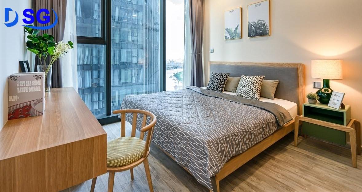 nội thất phòng ngủ city land