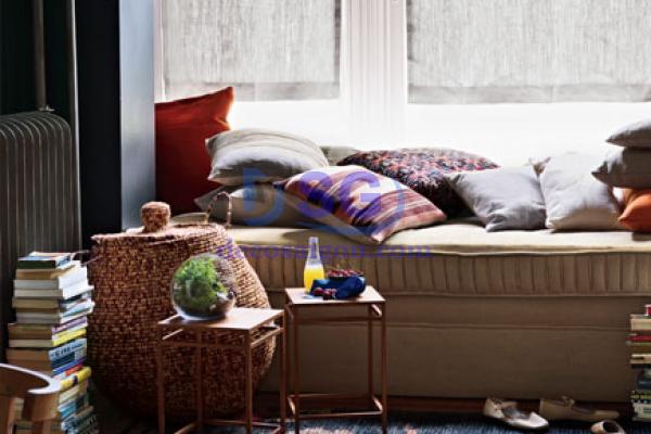 Tạo không gian ấm cúng cho ngôi nhà