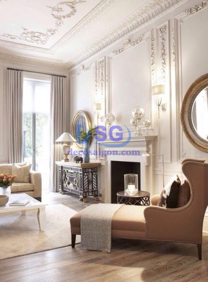 Phong cách thiết kế nội thất đẹp
