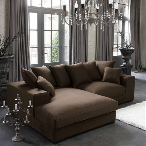Nội thất giá rẻ sofa góc