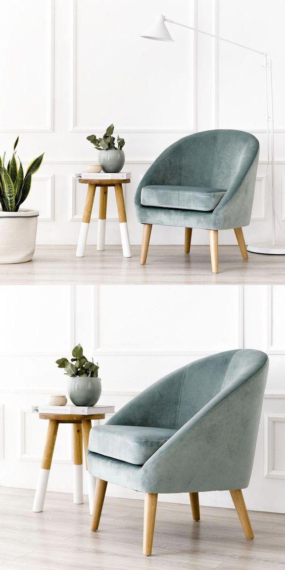 sofa đơn nội thất phòng khách đẹp giá rẻ