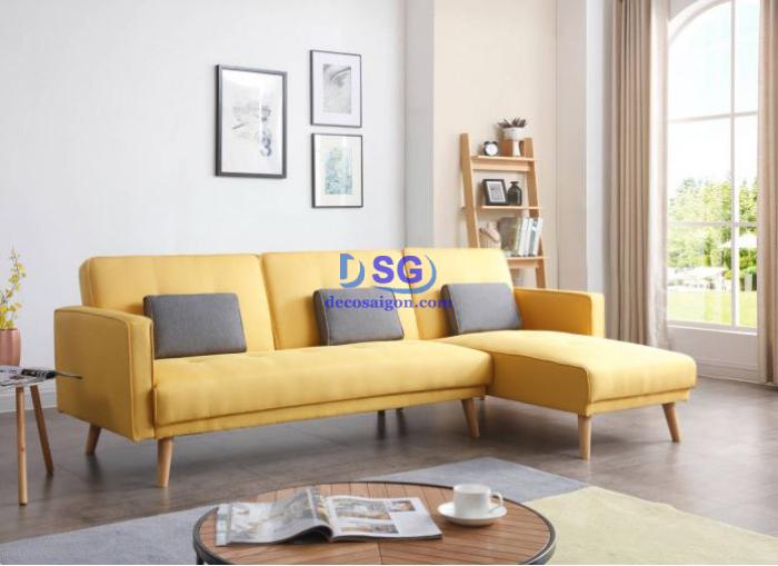 Sofa góc phòng khách 001
