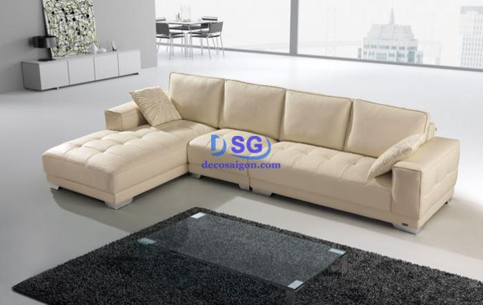 Sofa góc phòng khách 003