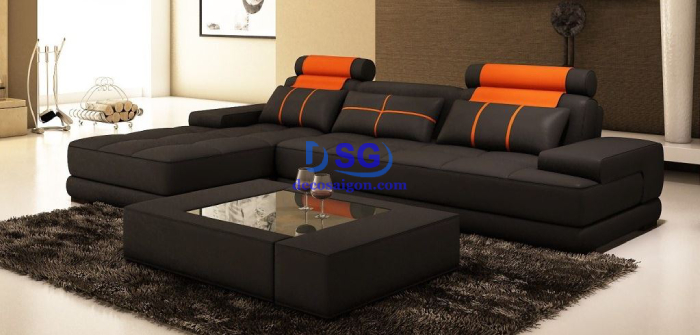 Sofa góc phòng khách 004