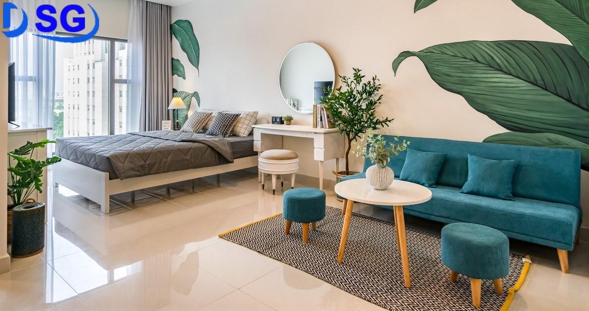 thiết kế nội thất cao cấp hiện đại giá rẻ