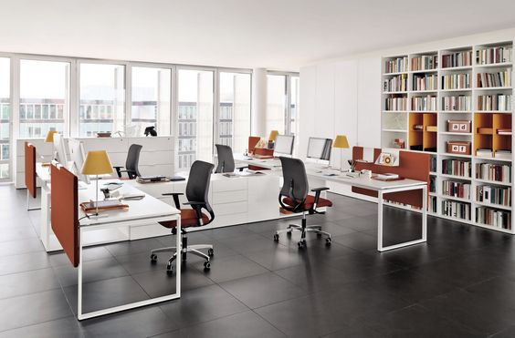 thiết kế nội thất văn phòng giá rẻ đẹp