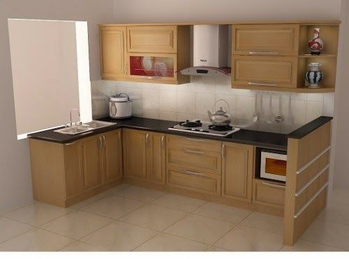 Tủ bếp cổ điển 106