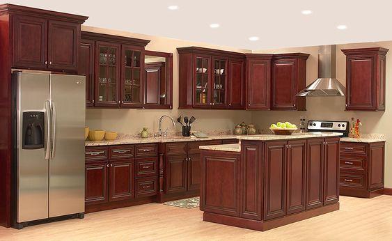 Tủ bếp tân cổ điển 102