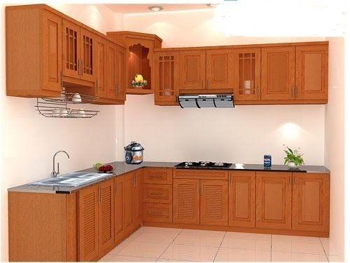 Tủ bếp tân cổ điển 103