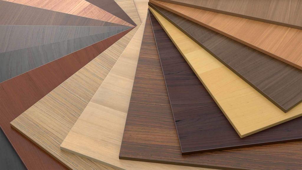 Ứng dụng của gỗ công nghiệp trong thiết kế nội thất