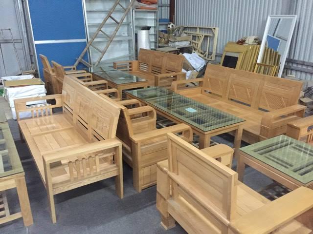 Xưởng sản xuất nội thất đồ gỗ